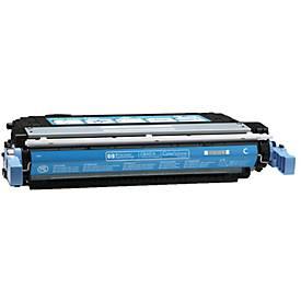 HP Color LaserJet CB401A Druckkassette cyan