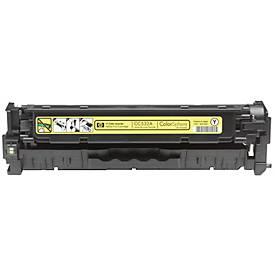 HP Color LaserJet CC532A Druckkassette gelb