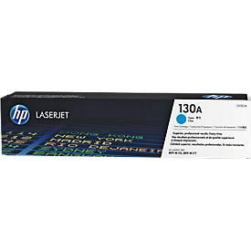 HP Color LaserJet Druckkassette CF351A (130A), cyan