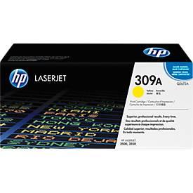 HP Color LaserJet Q2672A (Nr. 309A) Druckkassette gelb