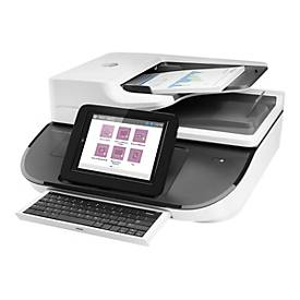 HP Digital Sender Flow 8500fn2 - Dokumentenscanner - Desktop-Gerät - USB 2.0, Gigabit LAN, USB 2.0 (Host)
