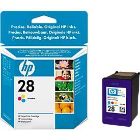 HP Druckpatrone Nr. 28 color (C8728AE)