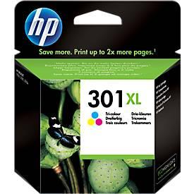 HP Druckpatrone Nr. 301XL color (CH564EE)