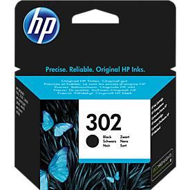 HP Druckpatrone Nr. 302 schwarz (F6U66AE)