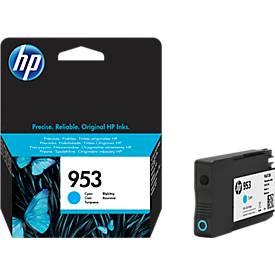 HP Druckpatrone Nr. 953 cyan (F6U12AE)