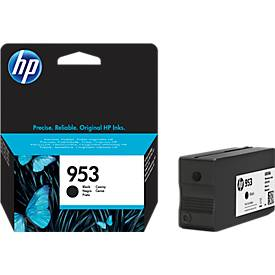 HP Druckpatrone Nr. 953 schwarz (L0S58AE)