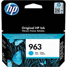 HP Druckpatrone Nr. 963, cyan (3JA23AE)