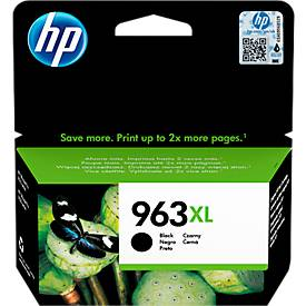 HP Druckpatrone Nr. 963XL, schwarz (3JA30AE)