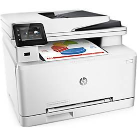 HP Farblaser-Multifunktionsgerät Color LaserJet Pro MFP M277n, , mit Zugriff auf zahlreiche Apps