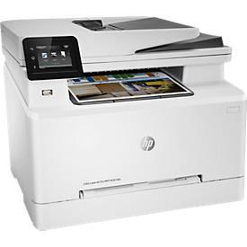 HP Farblaser-Multifunktionsgerät Color LaserJet Pro MFP M281fdn, 21 Seiten/Min.