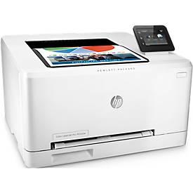 HP Farblaserdrucker Color LaserJet Pro M252dw, mit integrierten Business Apps