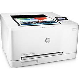 HP Farblaserdrucker Color LaserJet Pro M252n, netzwerkfähig