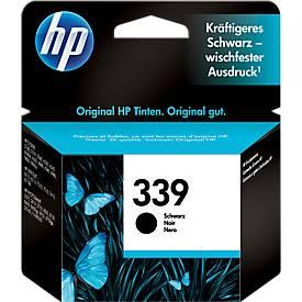 HP Inktpatroon C8767EE, nr. 339, zwart