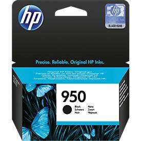 HP inktpatroon CN049A, nr. 950, zwart