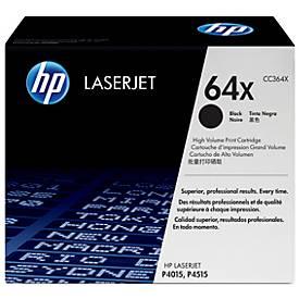 HP Laserjet CC364 X, zwart