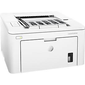 HP LaserJet Pro M203dn, 1.200 x 1.200 dpi, vitesse max. d'impression 28 pages/min.