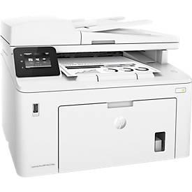 HP Laserjet Pro MFP M227fdw, 1.200 x 1.2000 dpi, avec copieur, imprimante, fax & scanner