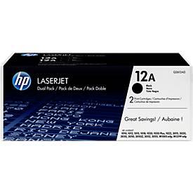 HP LaserJet Q2612A Druckkassette schwarz