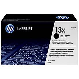HP LaserJet Q2613X Druckkassette schwarz