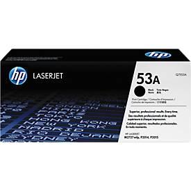 HP LaserJet Q7553A Druckkassette schwarz