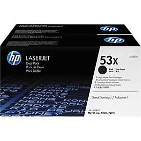 HP LaserJet Q7553X Druckkassette schwarz