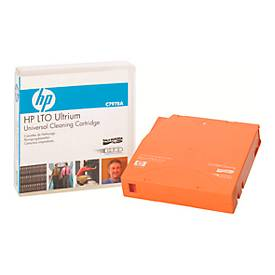 HP LTO Ultrium Cleaning Datenkassetten, orange, Ultrium Universal-Reinigungskassette