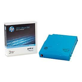 HP LTO5- Ultrium Datenkassetten, hellblau, 1,5 TB, 3,0 TB bei 2:1 Komprimierung