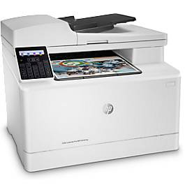 HP Multifunktionsdrucker Color LaserJet Pro MFP M181fw, 15 S./Min, WLAN, mobile Print