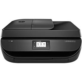 HP Multifunktionsdrucker Officejet 4655 All-in-One, 9,5 S./Min, Wi-Fi, Touchscreen