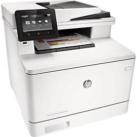 HP Multifunktionsgerät Color LaserJet Pro MFP M477fdn