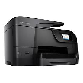HP Officejet Pro 8715 All-in-One - Multifunktionsdrucker - Farbe