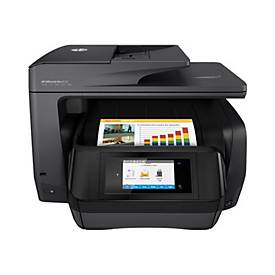 HP Officejet Pro 8725 All-in-One - Multifunktionsdrucker - Farbe
