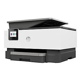 HP Officejet Pro 9012 All-in-One - Multifunktionsdrucker - Farbe