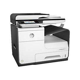 HP PageWide Pro 477dw - Multifunktionsdrucker - Farbe