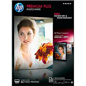 HP Papier photo Premium Plus - A4