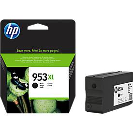 HP Printcartridge nr. 953XL zwart (L0S70AE)