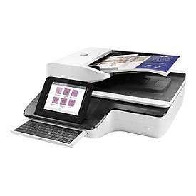 HP ScanJet Enterprise Flow N9120 fn2 Flatbed Scanner - Dokumentenscanner - Desktop-Gerät - USB 2.0, Gigabit LAN, USB 2.0 (Host)