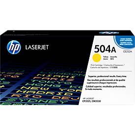 HP Toner Color LaserJet CE252A, nr. 125A, jaune