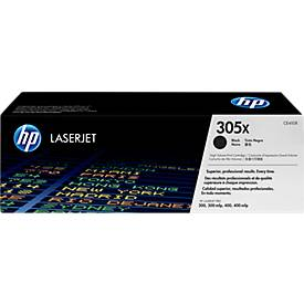 HP Toner Color LaserJet CE410X, nr. 305X, noir