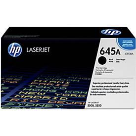 HP toner HP C9730A Tonercartridge zwart, 13.000 Paginas/5%