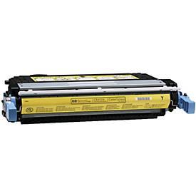 HP toner HP CB402A Tonercartridge geel, 7.500 Paginas