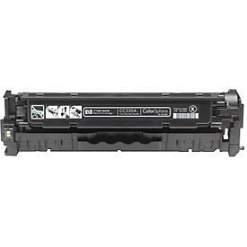 HP toner HP CC530A Tonercartridge zwart, 3.500 Paginas/5%