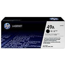 HP toner HP Q5949A, nr 49 A Tonercartridge zwart