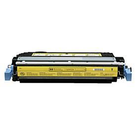 HP toner HP Q5952A Tonercartridge geel, 10.000 Paginas/5%