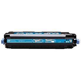 HP toner HP Q7581A Tonercartridge cyan, 6.000 Paginas/5%