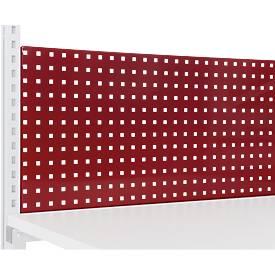 Hüdig+Rochholz Lochrückwand System Flex, 800 x 200 mm, stufenlos höheneinstellbar