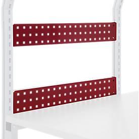 Hüdig+Rocholz Lochrückwand System Flex, 1000 x 100 mm, flexibel höheneinstellbar
