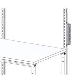 Hüdig+Rocholz 4-voudige wandcontactdoossysteem Flex, voor zelfmontage, zonder netsnoer.