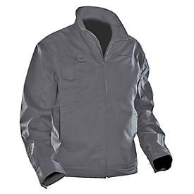 Hüftlange Jacke grau 3XL