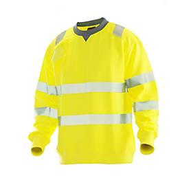 HV Sweatshirt gelb 3XL